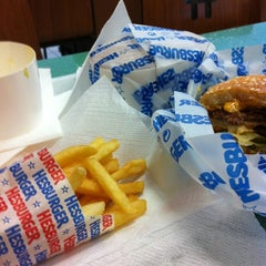Photo taken at Hesburger by Dmitry I. on 7/31/2012