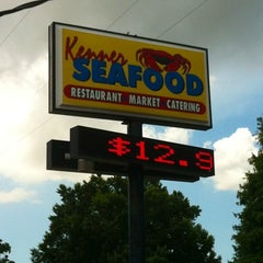 Photo taken at Kenner Seafood by Adrian S. on 5/3/2012