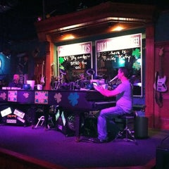 Photo taken at Howl At The Moon by @MelissaAJones on 3/15/2012