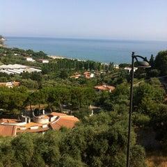 Photo taken at Terrazza di ponente by Matilde D. on 7/11/2012