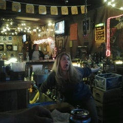 Photo taken at Dodge City Saloon by Mendan C. on 10/28/2011