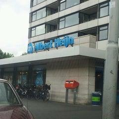 Photo taken at Albert Heijn by Hans v. on 8/26/2012