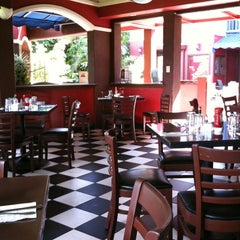 Photo taken at 808 Bistro Restaurant by Gord L. on 8/8/2011