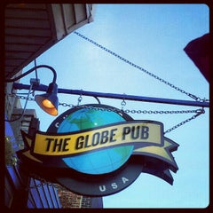 Photo taken at The Globe Pub by Wendi W. on 7/9/2012