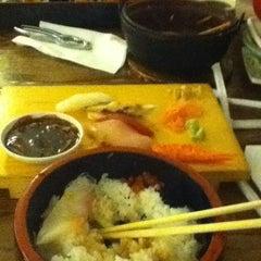 Photo taken at Samurai Sushi by Clark Y. on 3/31/2012