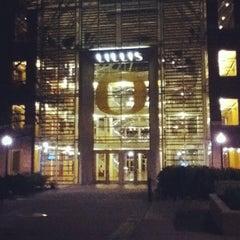 Photo taken at Lillis Business Complex by Matthew R. on 12/5/2011