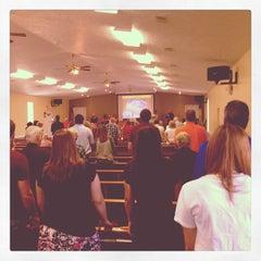 Photo taken at Christian Assembly Of God by Bradley H. on 7/1/2012