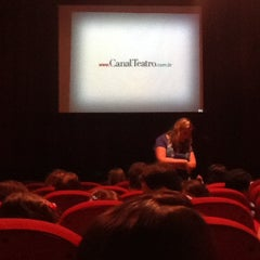 Photo taken at Teatro Vannucci by Raquel S. on 7/1/2012