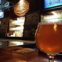 Photo taken at Lexington Beerworks by Kaintuckeean on 3/10/2012