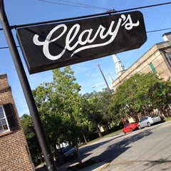 Photo taken at Clary's Cafe by Annic J. on 7/7/2012