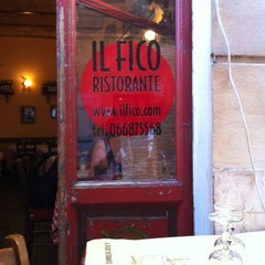 Photo taken at Ristorante Il Fico by Jay S. on 5/10/2012