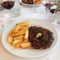 Photo taken at Restaurant ET by Thomas Søby E. on 5/23/2012