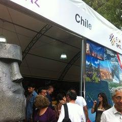 Photo taken at Feria de las Culturas Amigas by Tania J. on 5/27/2012