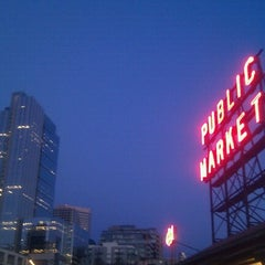 Photo taken at Victor Steinbrueck Park by Terrence on 9/4/2012