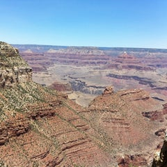 Photo taken at Grand Canyon National Park by Rich M. on 6/17/2012