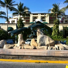 Photo taken at Velas Vallarta by Victor T. on 5/2/2012