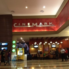 Photo taken at Cinemark by Ale L. on 6/9/2012