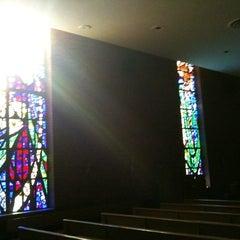 Photo taken at St. Joseph Chapel: Regis College by John M. on 2/13/2012