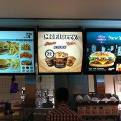 Photo taken at McDonald's by Darren W. on 9/5/2012