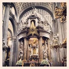 Photo taken at Catedral de Nuestra Señora de la Inmaculada Concepción by Alex L. on 6/22/2012