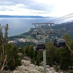 Photo taken at Heavenly Gondola by Katherine M. on 7/19/2012