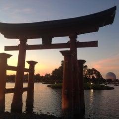 Photo taken at Japan Pavilion by Karen H. on 6/18/2012