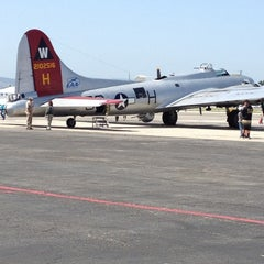 Photo taken at Van Nuys Airport (VNY) by Beth W. on 4/29/2012