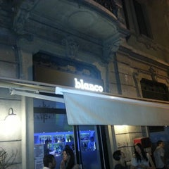 Photo taken at Blanco Milano by emilio v. on 6/7/2012
