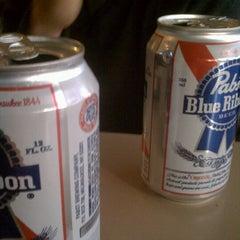 Photo taken at Cal's Liquors by Joe K. on 4/2/2012