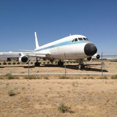 Photo taken at Mojave Air and Space Port by Tugrik on 7/28/2012