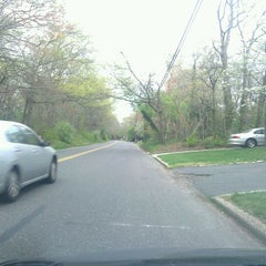 Photo taken at Sylvan Road & The Creek by Larry G. on 4/18/2012
