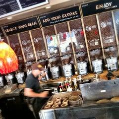 Photo taken at Pasión del Cielo Coffee by Brian L. on 3/2/2012