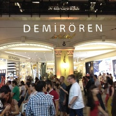 Photo taken at Demirören İstiklal by FATİH K. on 8/15/2012
