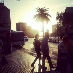 Photo taken at Alameda Principal by David A. on 9/13/2012