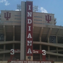 Photo taken at Indiana University Bloomington by Shawn B. on 7/7/2012