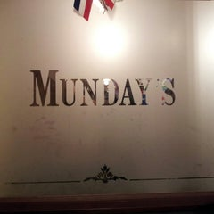 Photo taken at Munday's by John Joseph C. on 6/29/2013