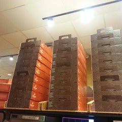 Photo taken at Panera Bread by Daisy B. on 10/24/2013
