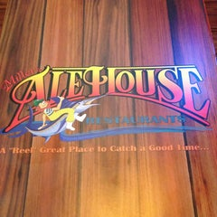 Photo taken at Miller's Orlando Ale House by Dino M. on 3/12/2013