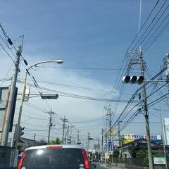 Photo taken at 愛宕山交差点 by yoshi_rin on 5/6/2015