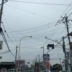 Photo taken at 愛宕山交差点 by yoshi_rin on 3/27/2015