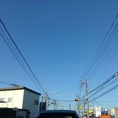 Photo taken at 愛宕山交差点 by yoshi_rin on 1/15/2015