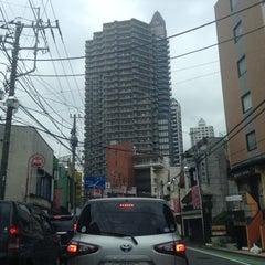 Photo taken at ファルマン通り交差点 by yoshi_rin on 9/15/2015