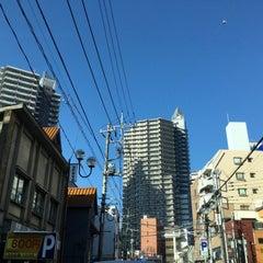 Photo taken at ファルマン通り交差点 by yoshi_rin on 10/12/2015
