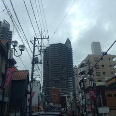 Photo taken at ファルマン通り交差点 by yoshi_rin on 9/1/2015