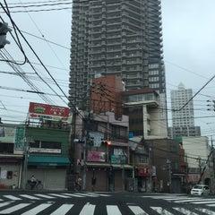 Photo taken at ファルマン通り交差点 by yoshi_rin on 11/23/2015