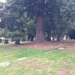 Photo taken at Evergreen Washelli by Matthew C. on 10/19/2013
