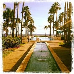 Photo taken at Caribe Hilton by Rodolfo J. on 10/23/2012