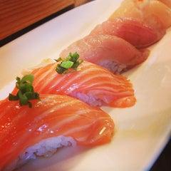 Photo taken at Todo Sushi by Joel L. on 4/1/2013