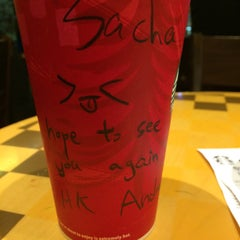 Photo taken at Starbucks 星巴克 by Alex K. on 1/13/2015