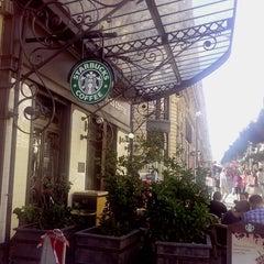 Photo taken at Starbucks by Sergey L. on 6/22/2013